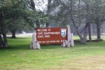 Cape Disappoint State Park | Washington | Entrance Sign