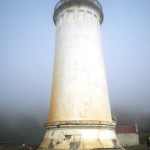 Light House at Cape Disappointment State Park, Washington