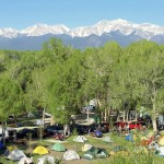 Chalk Creek Campground | Nathrop, CO