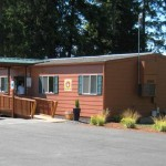 Silver Cove RV Resort | Silver Lake, WA | Office