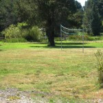 Silver Cove RV Resort | Silver Lake, WA | Volleyball Court