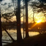 Birchwood Beach Resort and Campground | Frederic, WI | Sunset