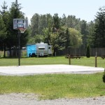 Burlington / Anacortes KOA | Burlington, WA | Basketball Court