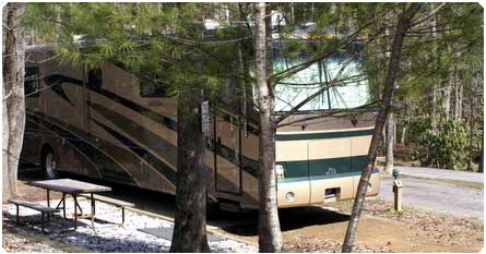 Creekwood Resort Campground and Cabins | Sautee, GA