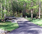 Creekwood Resort Campsite