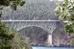 Deception Pass State Park | Whidbey Island, WA | Bridge