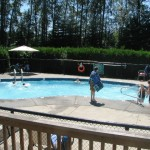 Fort Camping | Fort Langley, BC | Pool