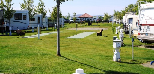 Horn Rapids RV Resort | Tri-Cities | Washington