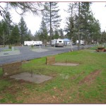 Lone Mountain RV Resort Horseshoe Pit