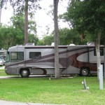 Orange City RV Resort | Orange City, FL | Campsite
