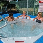 Pomona RV Park Hot Tub