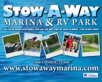 Stow A Way Marina and RV Park | Willis, TX