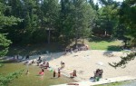 Tomahawk Resort | Lake of the Woods, ON | Beach