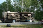 Tomahawk Resort | Lake of the Woods, ON | Campsites