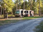 Towns Bluff RV Park | Hazlehurst, GA | Campsites